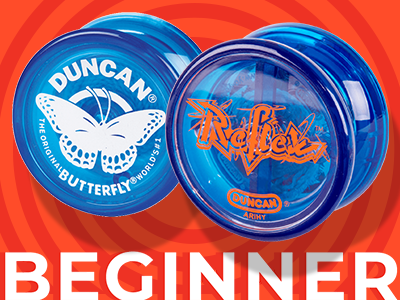 Beginner Yo-Yos