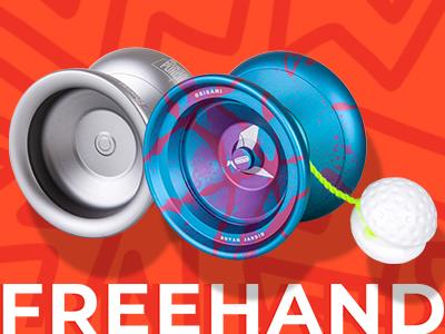 Freehand Yo-Yos