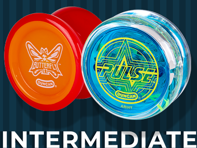 Intermediate Yo-Yos